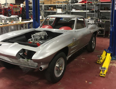 Current Restoration Projects Bayberry Vintage Autos